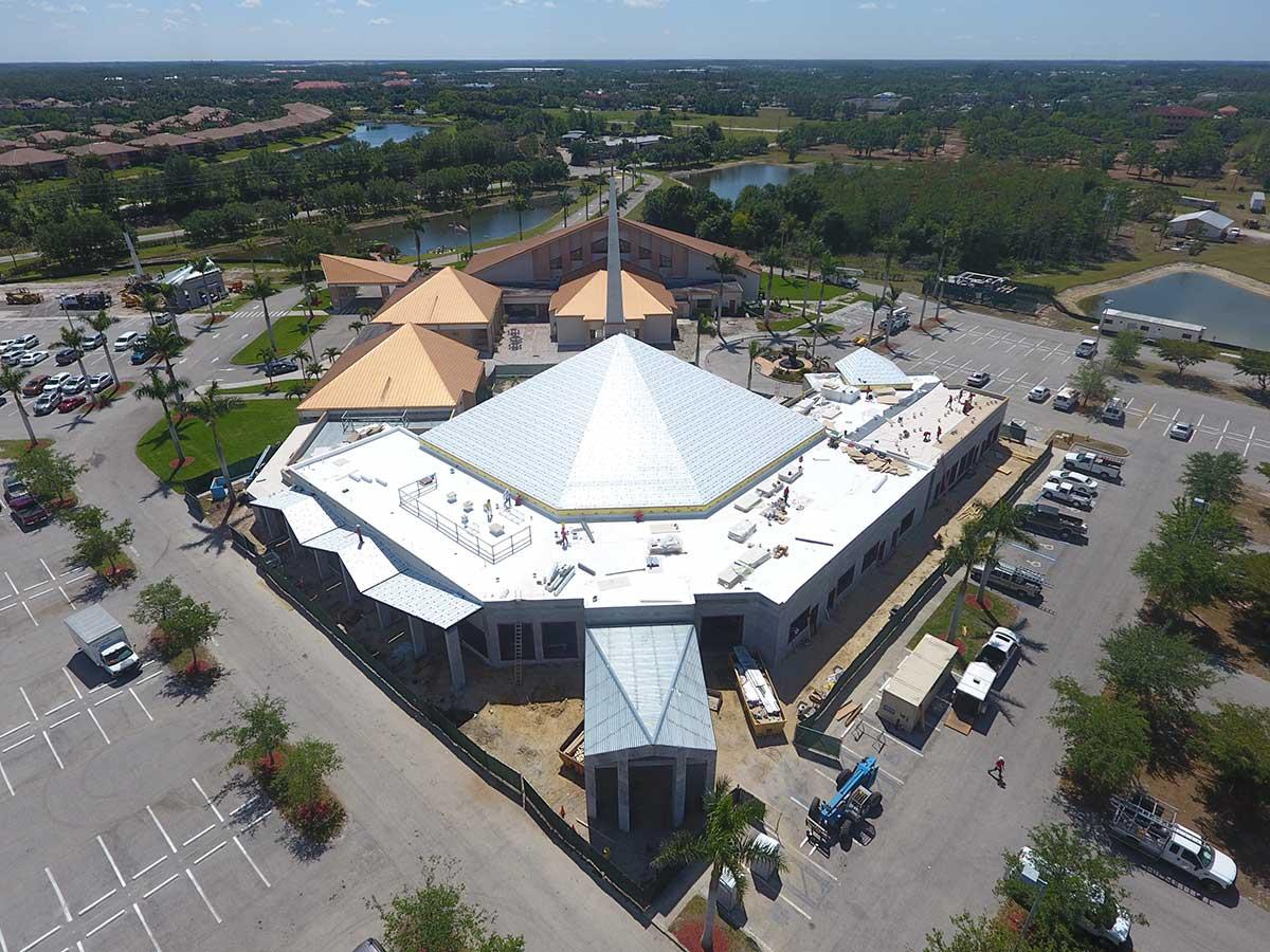 St John Xxiii Catholic Church Target Roofing