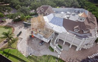 Bay Colony Golf Club House New Roof