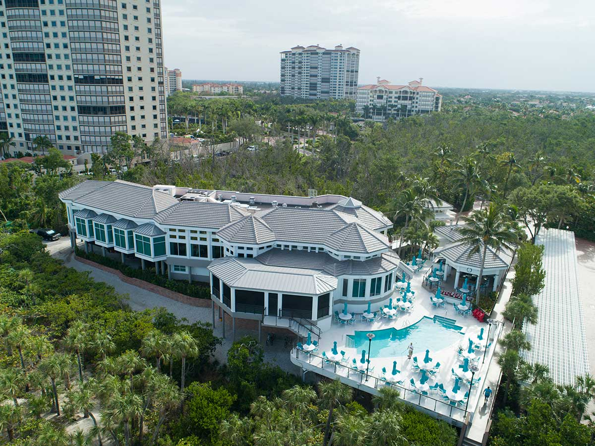 Bay Colony Beach Club Target Roofing