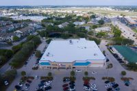 Around The Clock Fort Myers FL by Target Roofing Drone Image Front
