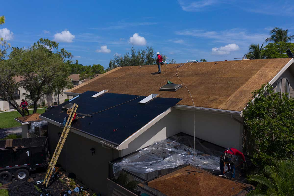 Broadhurst Loop Fort Myers Fl Target Roofing