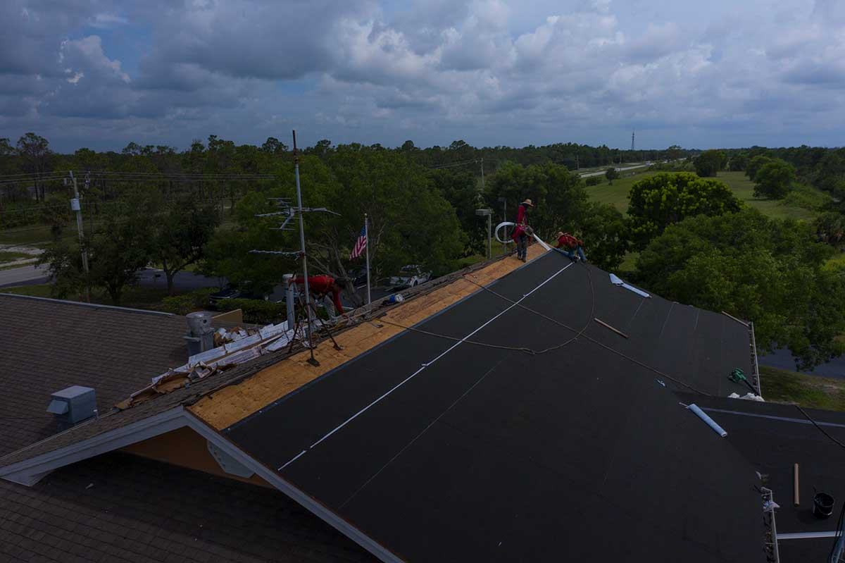 Cape Coral Fire Station 7 Fort Myers Fl Target Roofing