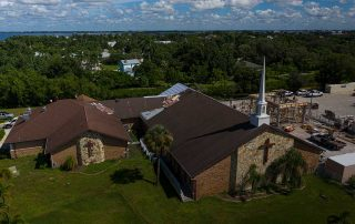 Peace River Baptist Church Fort Myers Fl Target Roofing