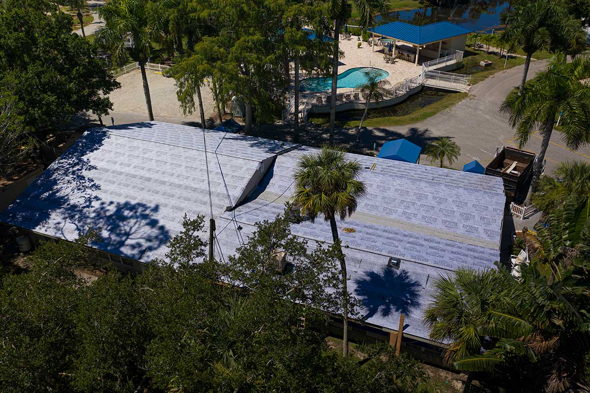 Shady Acres Rv Park Fort Myers Fl Target Roofing
