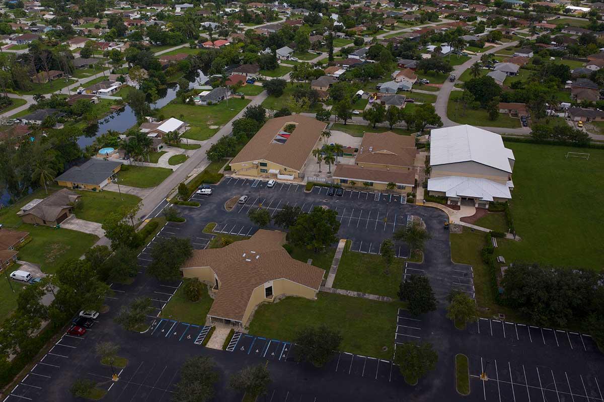 St. Elizabeth Seton School - Naples, FL   Target Roofing